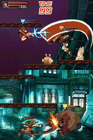 Guilty Gear Dust Strikers for NINTENDODS to Rent