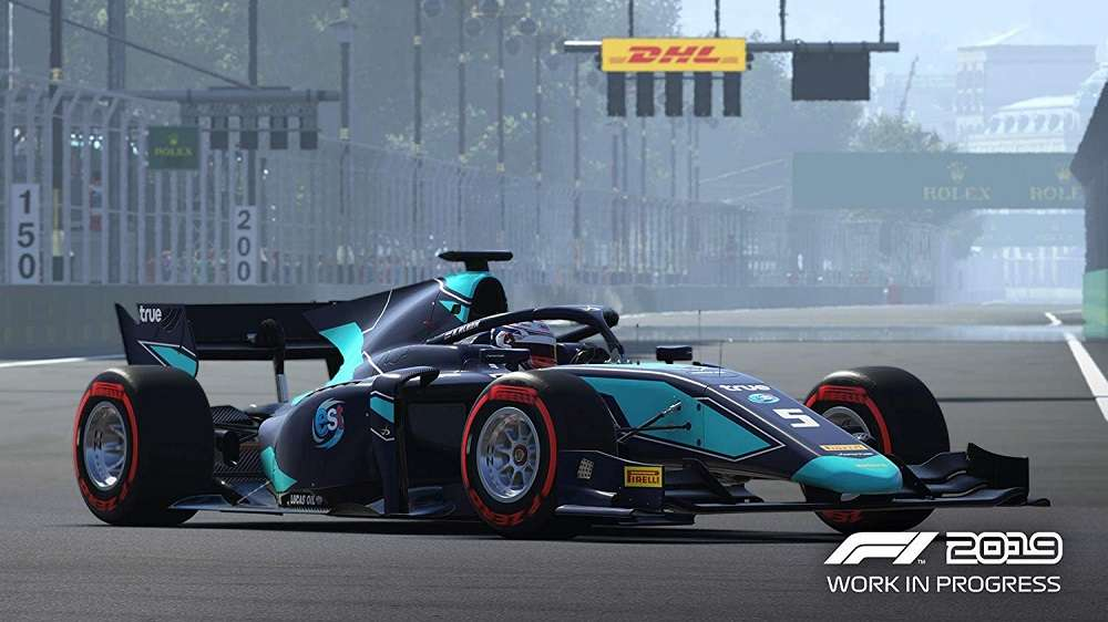 F1 2019 Anniversary Edition for PS4 to Rent