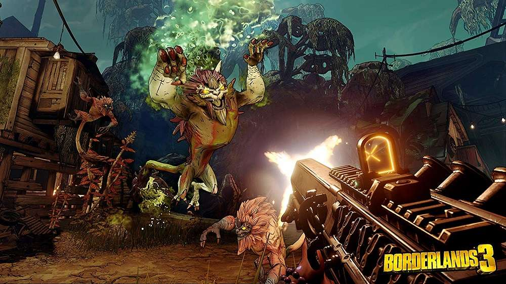 Borderlands 3 for XBOXONE to Rent