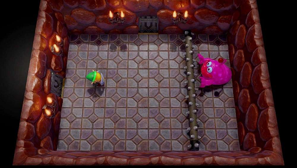 The Legend of Zelda Links Awakening for SWITCH to Rent