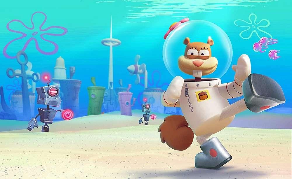 Spongebob Squarepants Battle For Bikini Bottom Microsoft Xbox Game Retro Gamer Heaven