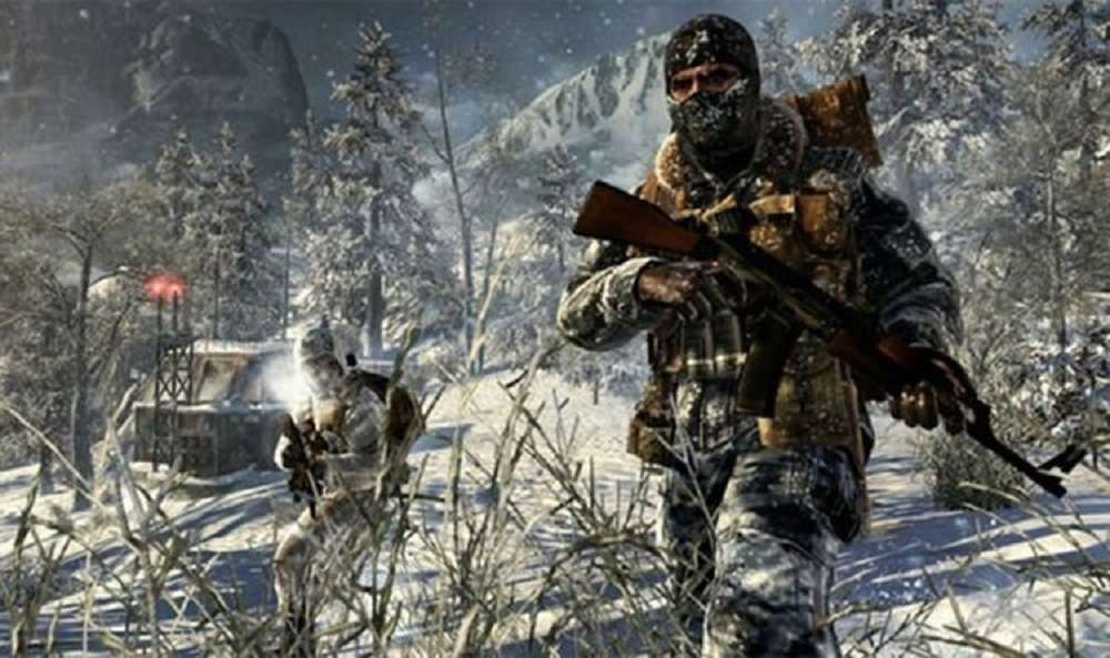 Call of Duty Black Ops Cold War for PS4 to Rent