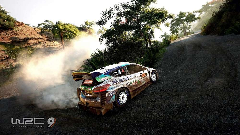WRC 9 for PS5 to Rent