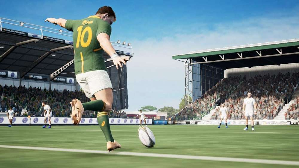 Rugby Challenge 4 for PS4 to Rent