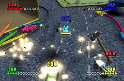 Micro Machines V4 for PS2 to Rent