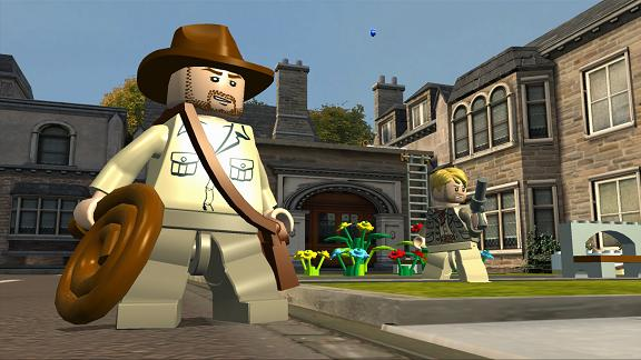 Lego Indiana Jones 2 The Adventure Continues for XBOX360 to Rent