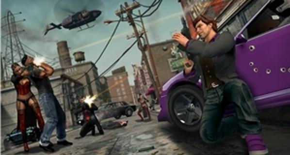 Saints Row The Third for XBOX360 to Rent
