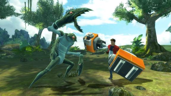Generator Rex Agent of Providence for XBOX360 to Rent
